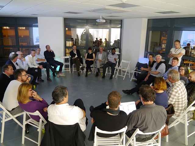The first hi:project meetup