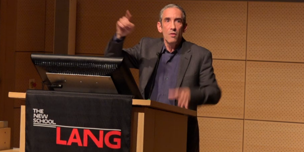 Douglas Rushkoff at Platform Cooperativism November 2015