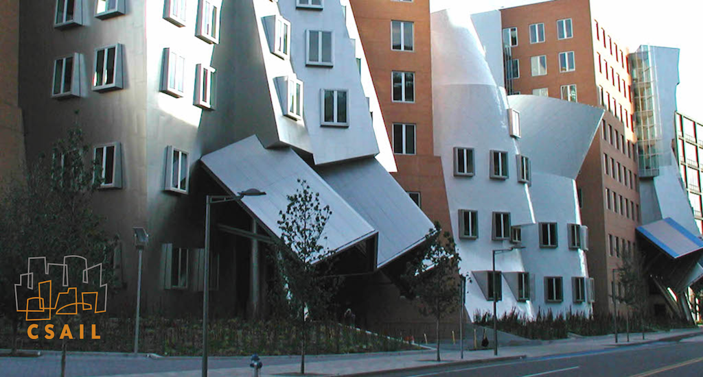 CSAIL, Stata Center, MIT