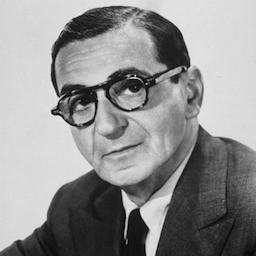 Irving Berlin portrait, public domain